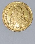 Шесть дукатов 1771. Фердинанд Четвертыйй