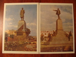 1962г. Набор открыток  поштова листівка Севастополь комплект 14 штук УССР фото Т. Бакман, фото №5