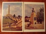 1962г. Набор открыток  поштова листівка Севастополь комплект 14 штук УССР фото Т. Бакман, фото №6