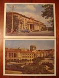 1962г. Набор открыток  поштова листівка Севастополь комплект 14 штук УССР фото Т. Бакман, фото №11