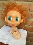 Интересная голова Кукли большая голова и глаза, фото №3