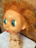 Интересная голова Кукли большая голова и глаза, фото №4