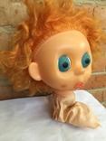 Интересная голова Кукли большая голова и глаза, фото №7