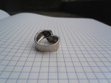 Кольцо из белого золота с масонской символикой фото 8