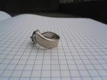 Кольцо из белого золота с масонской символикой фото 9