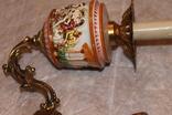 Бра бронза Каподимонте (2), фото №2