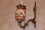 Бра бронза Каподимонте (2), фото №3