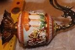 Бра бронза Каподимонте (2), фото №8