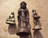 Будды, три статуэтки одним лотом., фото №2