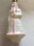 Елочная игрушка Снегурочка (на прищепке), фото №4