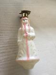 Елочная игрушка Снегурочка (на прищепке), фото №2