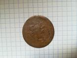 2 копейки Елизавета Петровна 1758 год