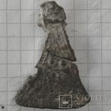 Амулет сокирка з візерунками, фото №3