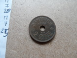 2 эре 1928  Дания     (П.7.25)~, фото №4
