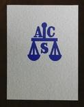 Репринт каталога компании Alcoso. Золинген.