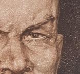 Портрет В.И.Ленина. Член союза художников СССР Вихтиниский В. 1965 фото 1