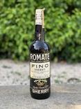 Romate fino Sherry 1979 фото 1