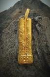 Золотая игольница ЧК