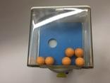 Игра головоломка перекати шарики времён СССР цена клеймо, фото №10