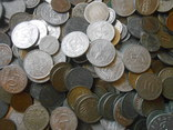 Монети німеччини 1874-1945 років 1 кг