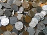 Монети німеччини 1874-1945 років 1 кг фото 2