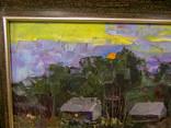 """Картина В. Мазур """"Вечер"""" 2006, фото №4"""