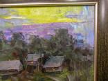 """Картина В. Мазур """"Вечер"""" 2006, фото №5"""