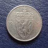 50 эре  1979  Норвегия   (N.6.10)~, фото №2