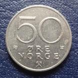 50 эре  1979  Норвегия   (N.6.10)~, фото №3