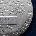 Региональная, Ведомственная, Коммунальная Почётная медаль, Франция, серебро, 20+ грамм photo 11