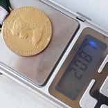Региональная, Ведомственная, Коммунальная Почётная медаль, Франция, серебро, 20+ грамм photo 12
