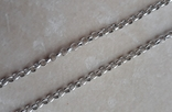 Серебряная цепочка, Англия, клейма, фото №5
