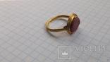 Золотой римский перстень 5,14г