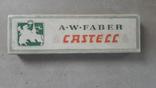 Коробка карандаш Castell Faber, фото №2