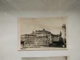 1930-е, Ленинград,Гостеатр оперы и балета, 6*9см