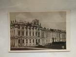 1930-е, Ленинград, Дворец искусств, 6*9см