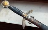 Парадный меч Luftwaffe , 1935 год,III.Reich.