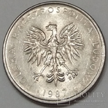 Польща 10 злотих, 1987 фото 2