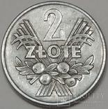 Польща 2 злотих, 1958