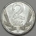 Польща 2 злотих, 1989