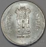 Індія 1 рупія, 2003 фото 2