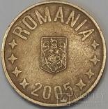 Румунія 50 бані, 2005 фото 2