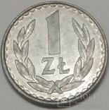 Польща 1 злотий, 1983
