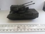 Танк Panzer Leopard A 1 Germany, фото №3