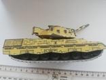 Немецкий танк Leopard 1, фото №4