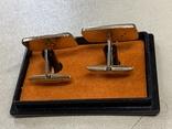 Запонки СССР в родной коробке(4), фото №3