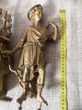 Накамінний годинник Франція 19ст., фото №3