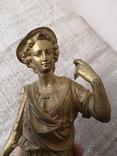 Накамінний годинник Франція 19ст., фото №7