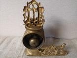 Накамінний годинник Франція 19ст., фото №8