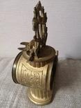 Накамінний годинник Франція 19ст., фото №9